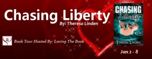 Chasing Liberty Banner